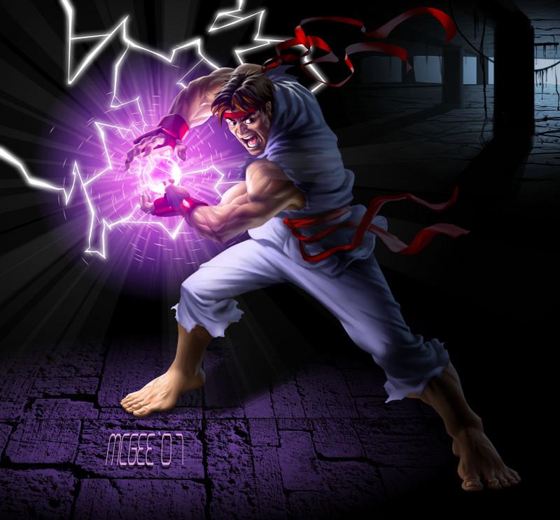 Ryu Wallpaper