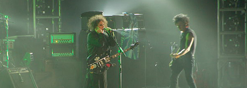 the cure live in vancouver