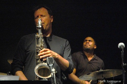 Chris Potter & Nate Smith at The Pilot
