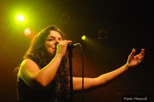 Bebel Gilberto at the Sound Academy