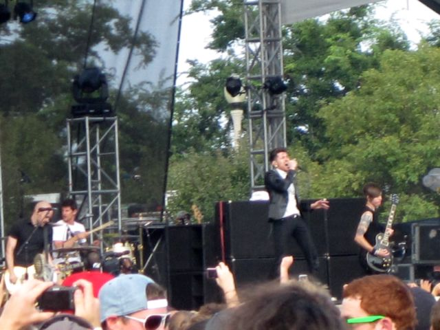 afi Festival Review: Lollapalooza 2010, Grant Park, August 7   Day 2