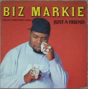 bizmarkie Retro Hip Hop Song of the Day: Biz Markie   Just a Friend
