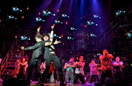 americanidiot Musical Review: American Idiot [2011, Michael Mayer]