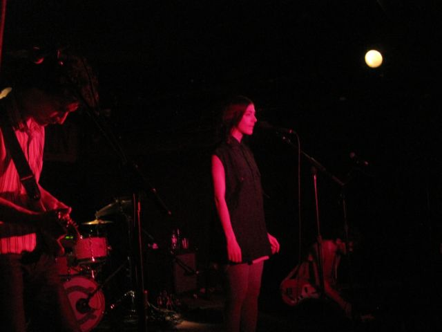 chairlift1 Concert Review: Chairlift, March 28, Horseshoe Tavern