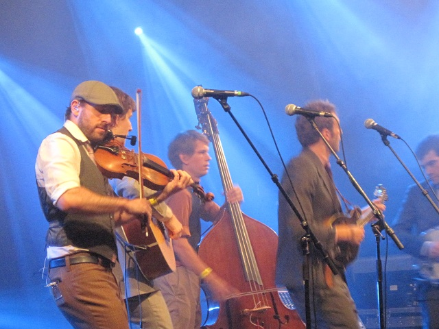 215 Roskilde Review Day 2: Punch Brothers, Lee Ranaldo, The Vaccines, The Cult, July 6, Denmark