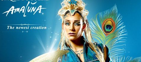amaluna 477x210 Review: Cirque Du Soleil   Amaluna