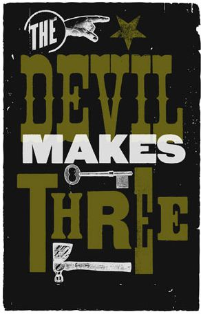 devil makes three Concert Review: Devil Makes Three, September 19, The Hamilton