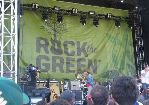 rockthegreen Concert Review:  Rock the Green, September 15, Veterans Park, Milwaukee
