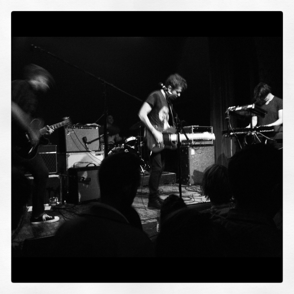 The Antlers, at the Great Hall
