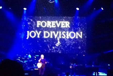 new order sony centre