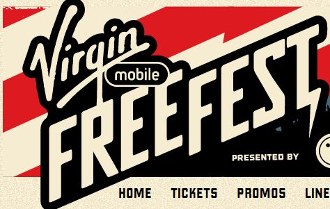 virgin free fest Review: Virgin Mobile Free Fest, Merriweather Post Pavilion, October 6, 2012