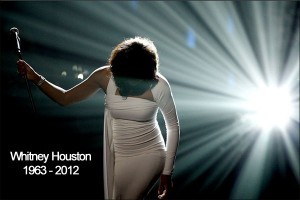 WhitneyHouston RIP 300x200 2012 Year End Review: Brents Top 5 Albums of 2012