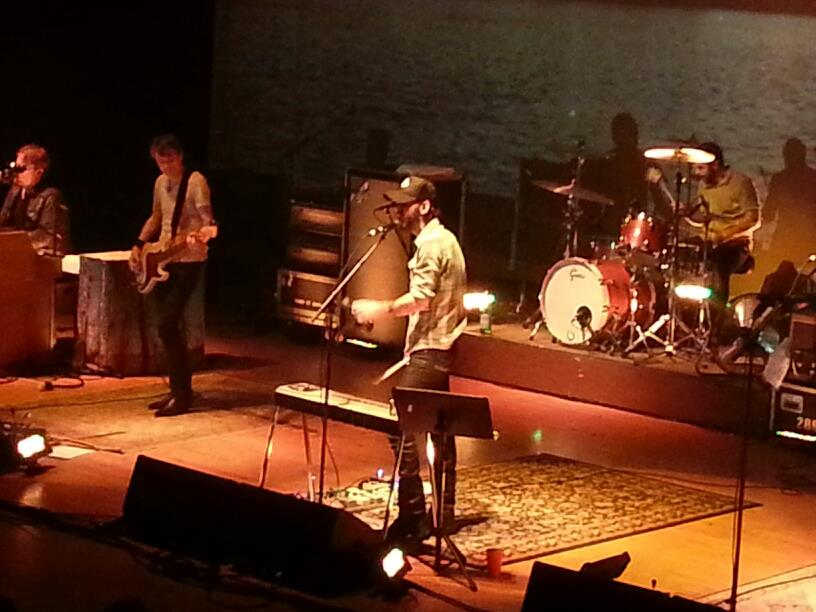 bandofhorses Concert Review: Band Of Horses, December 5, Massey Hall