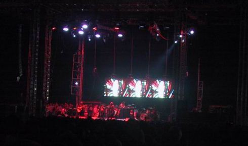 basementjaxx Concert Review: Coachella, May 1st 2nd, 2004 [Radiohead, Pixies, The Cure, Kraftwerk, Flaming Lips]