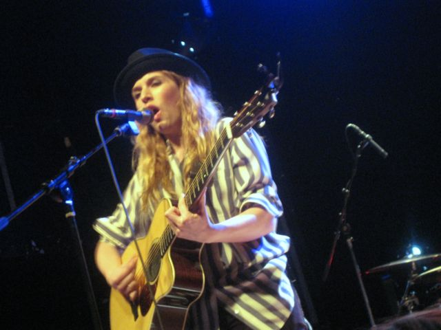 zzward Concert Review: ZZ Ward, February 28, Mod Club