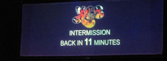 yes-intermission
